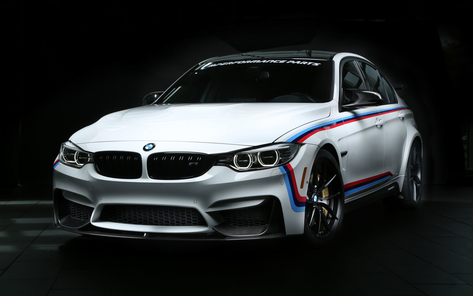 BMW M3 M Performance Parts