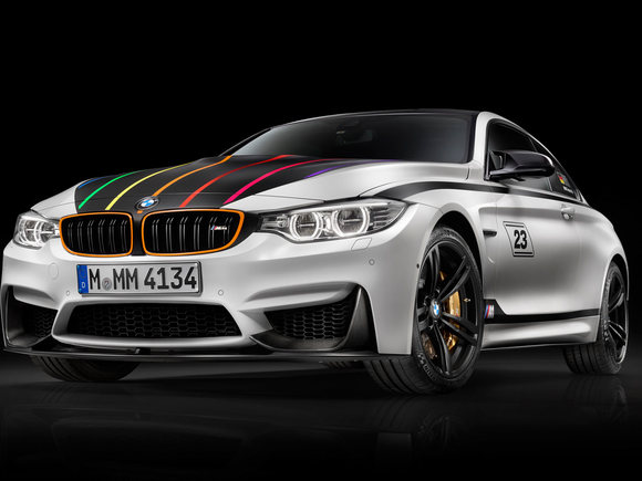 BMW M4 Sonderedition DTM