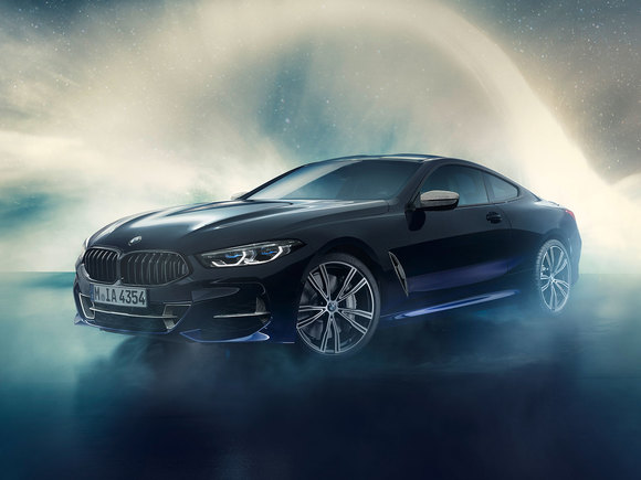 BMW M850i Individual Night Sky