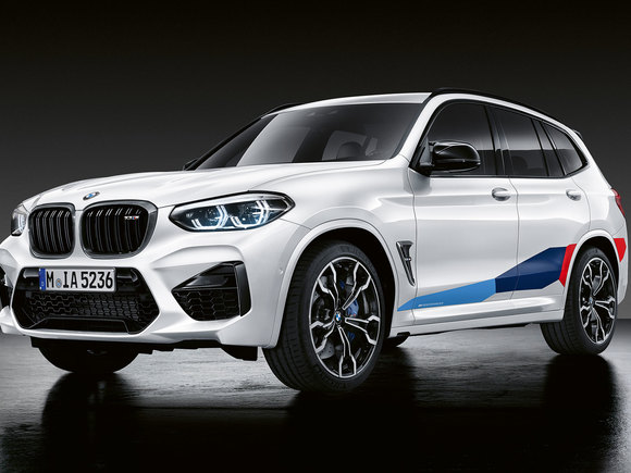 BMW X3 M Performance Parts
