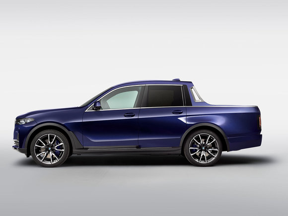BMW X7 Pickup Showcar