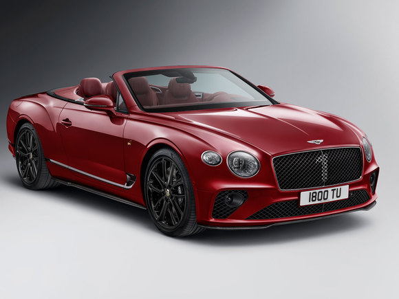 Bentley Continental GT 100