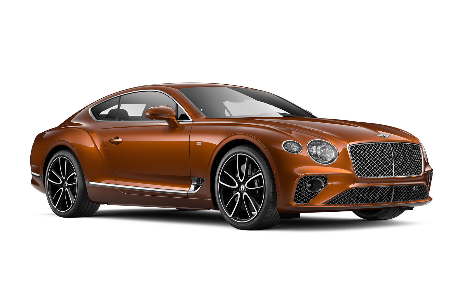 Bentley Continental GT First Edtion