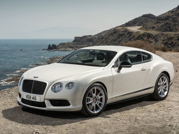 Bentley Continental GT V8S Coupé