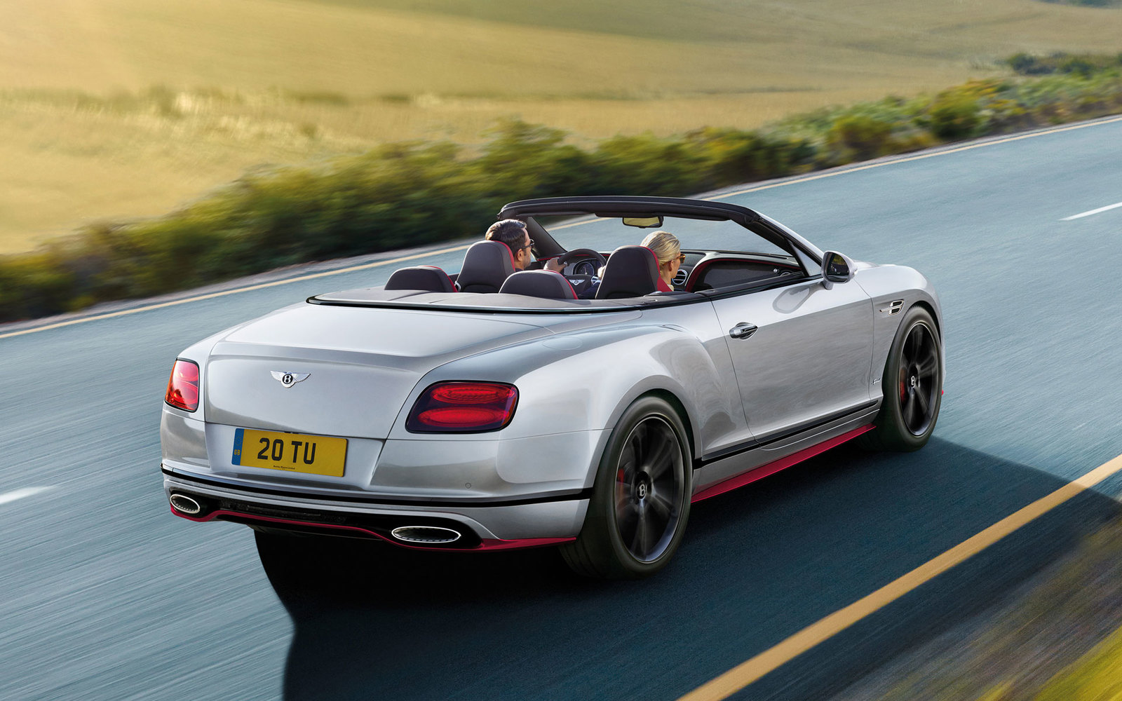 Bentley Continental GTC Speed Black Edition