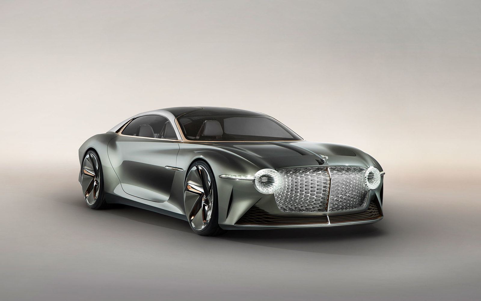 Bentley EXP 100 GT Elektrostudie