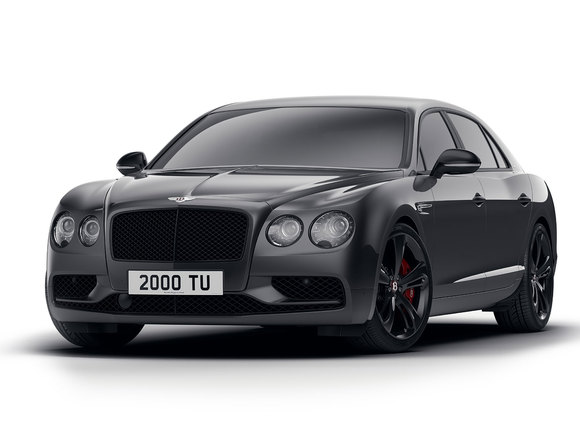 Bentley Flying Spur Black Edition V8 S