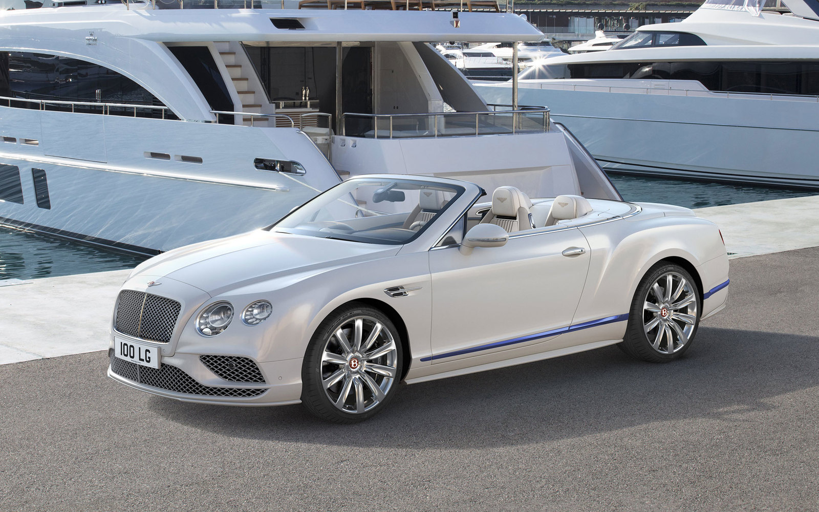 Bentley GT Cabrio Sonderedition