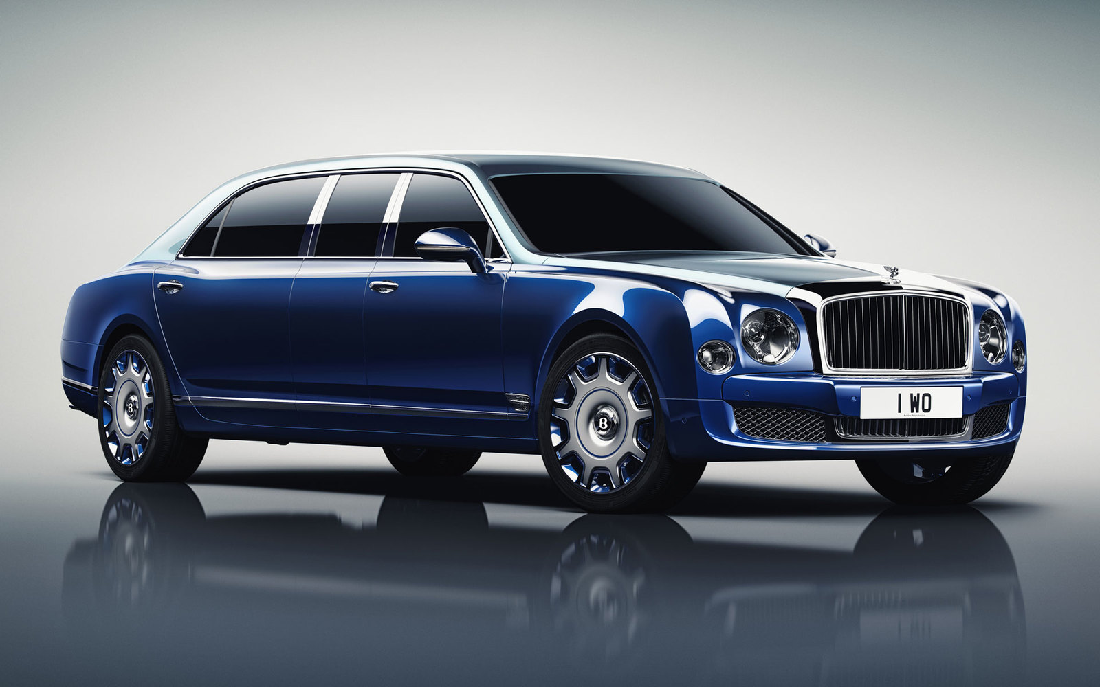 Bentley Grand Limousine by Mulliner