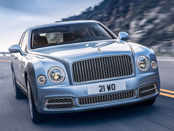 Bentley Mulsanne FL 2016