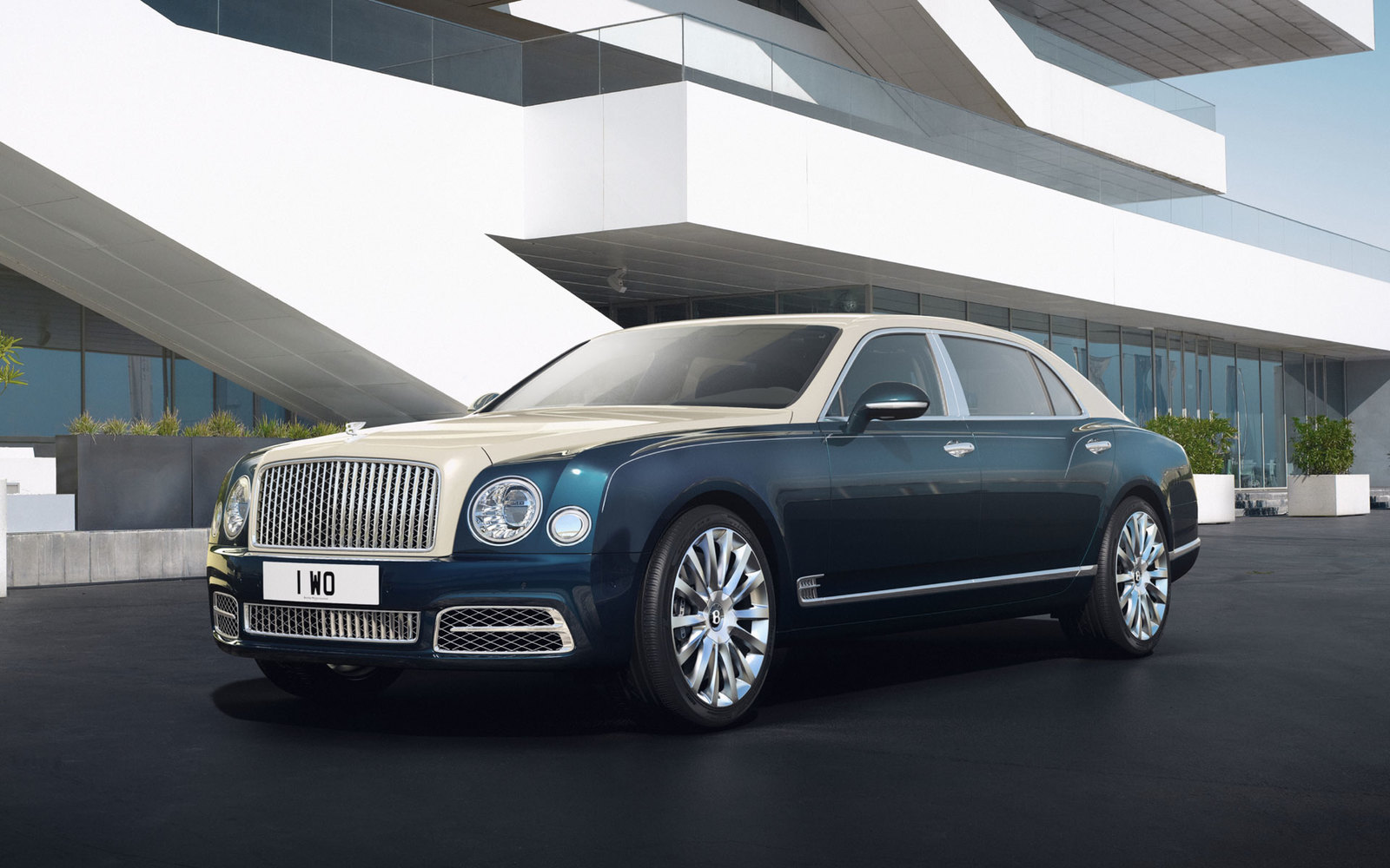 Bentley Mulsanne Hallmark Edition