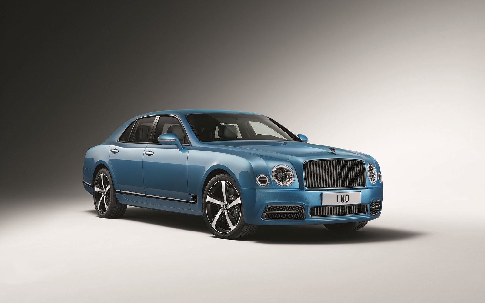 Bentley Mulsanne Sonderedition