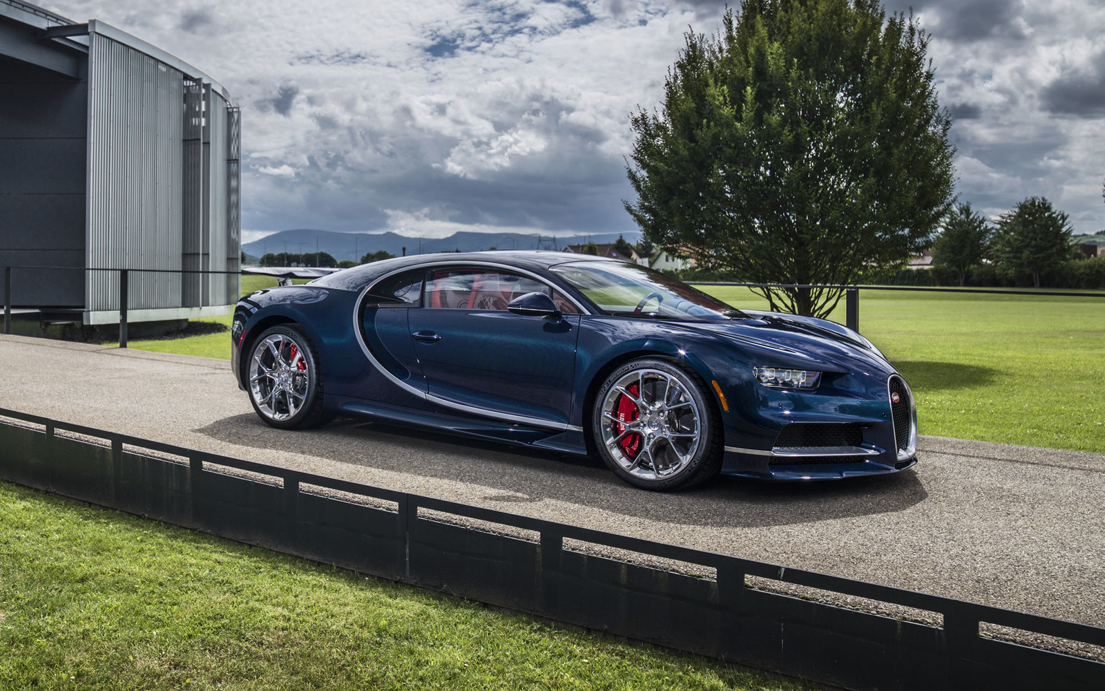 Bugatti Chiron Pebble Beach