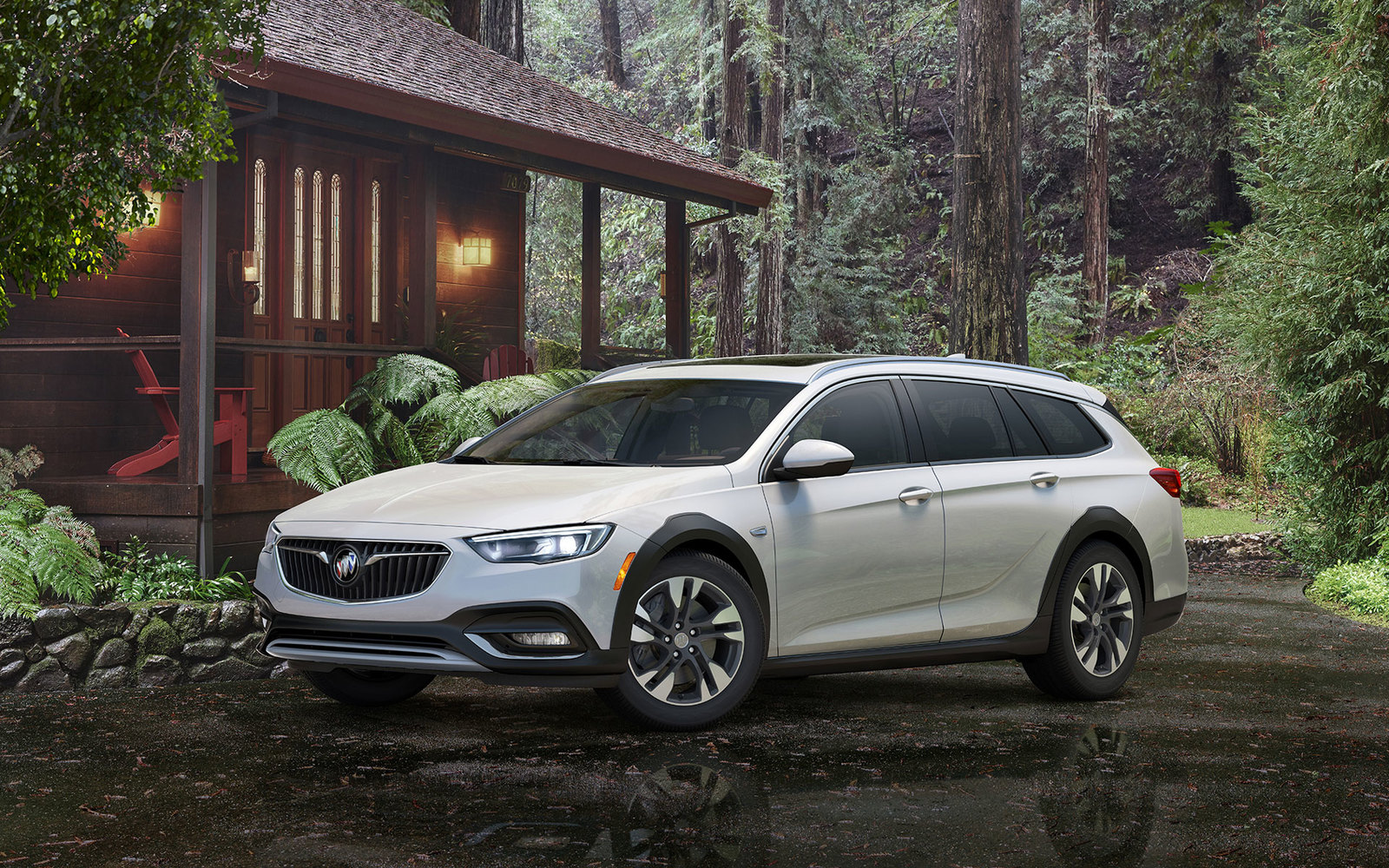 Buick Regal Tourer X