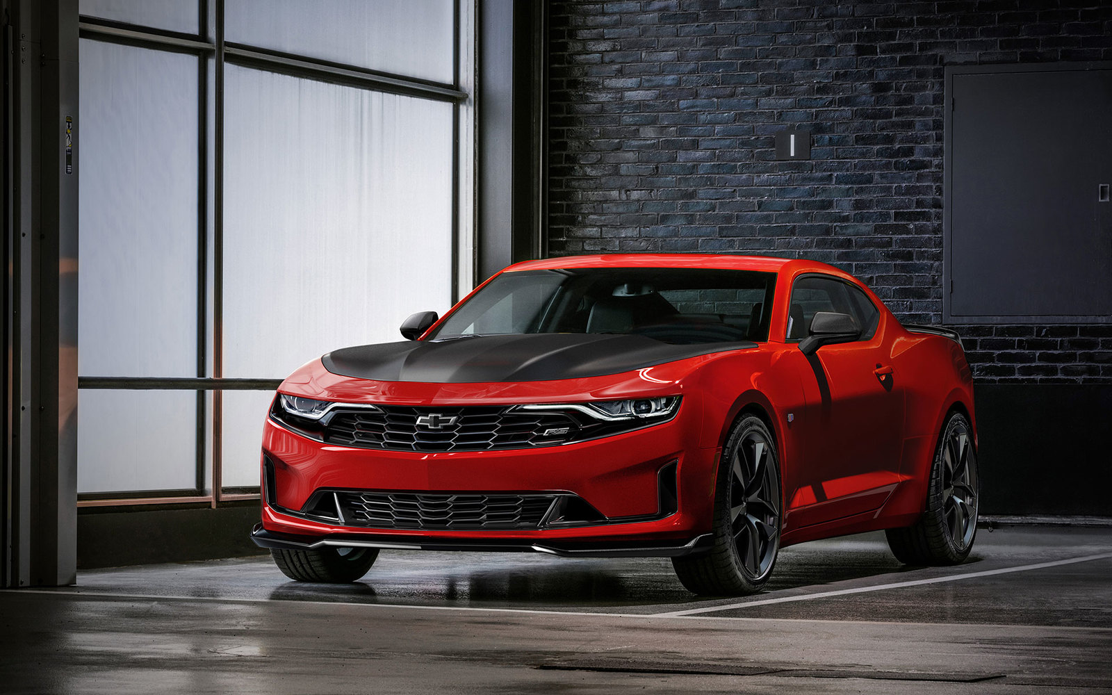 Chevrolet Camaro Facelift