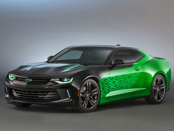 Chevrolet Camaro Krypton