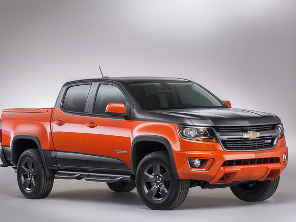 Chevrolet Colorado Nautique