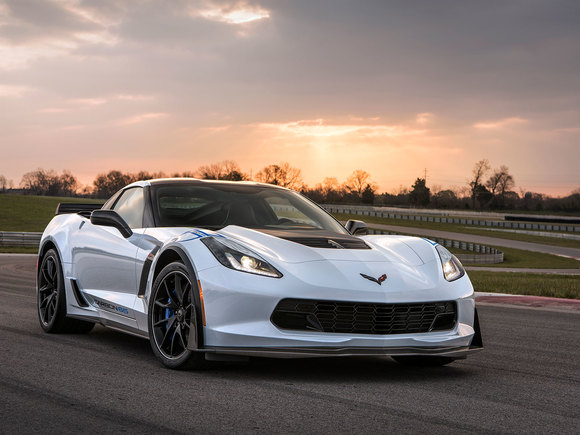 Chevrolet Corvette Carbon Edition
