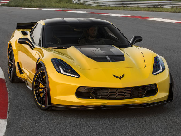 Chevrolet Corvette Z06 Edition 2015