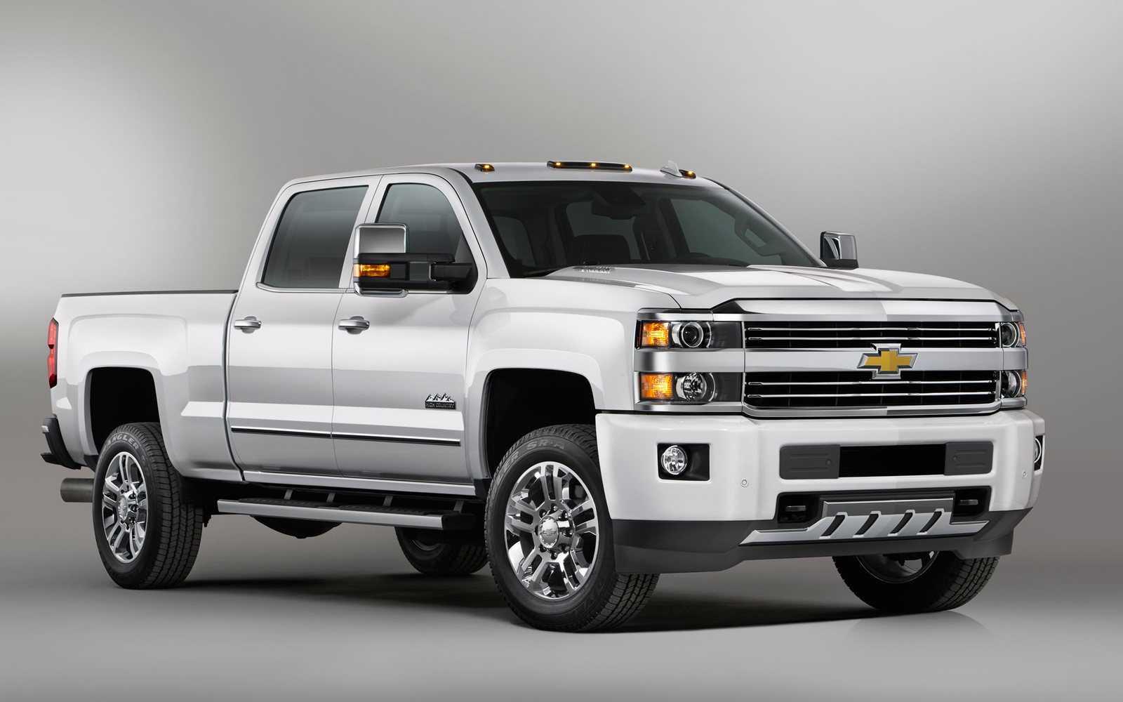 Chevrolet Silverado HD High Country