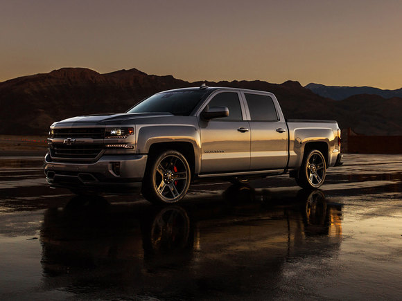 Chevrolet Silverado Performance
