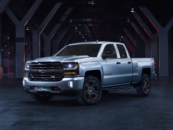 Chevrolet Silverado Red Line Edition