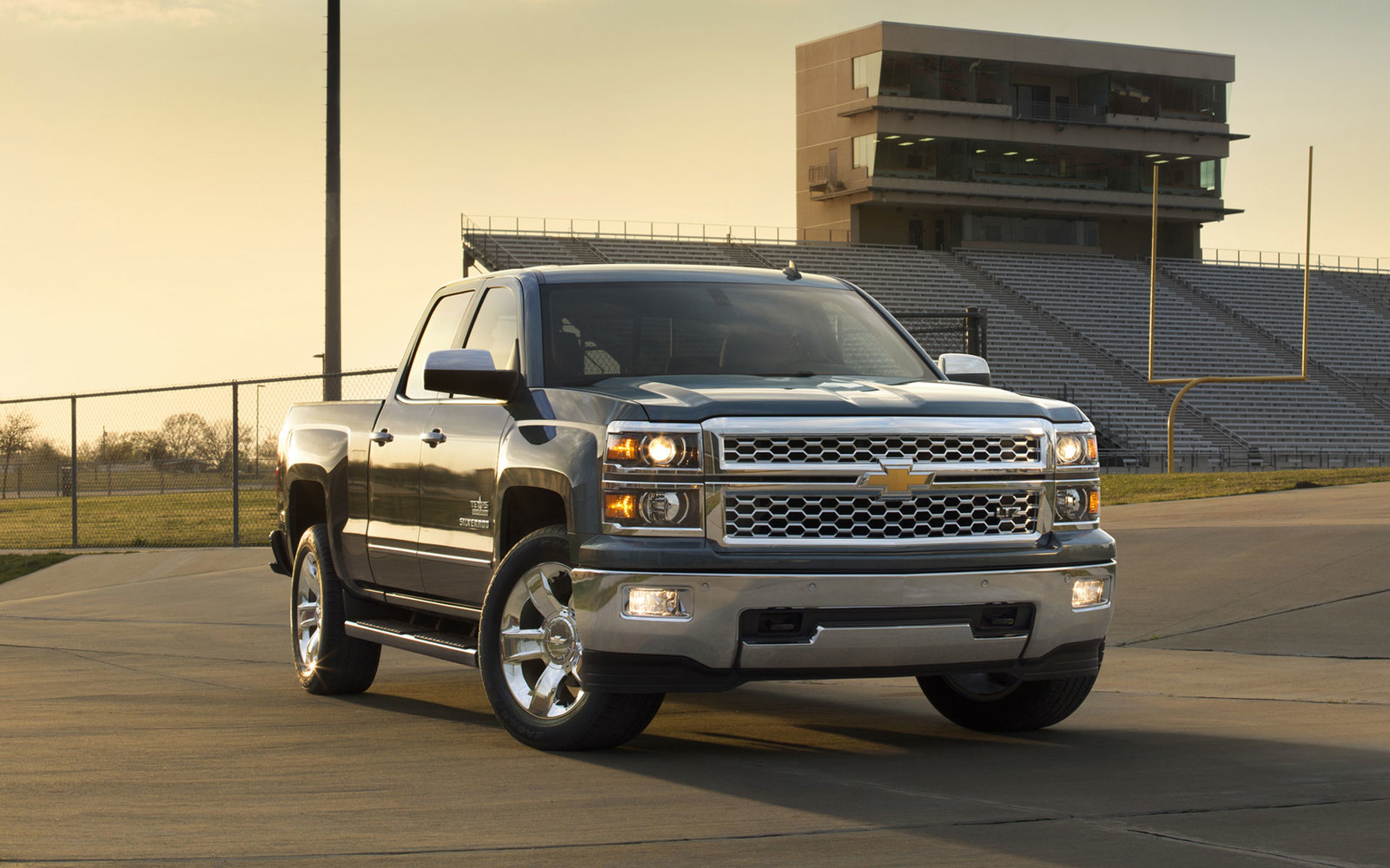 Chevrolet Silverado Texas Edition