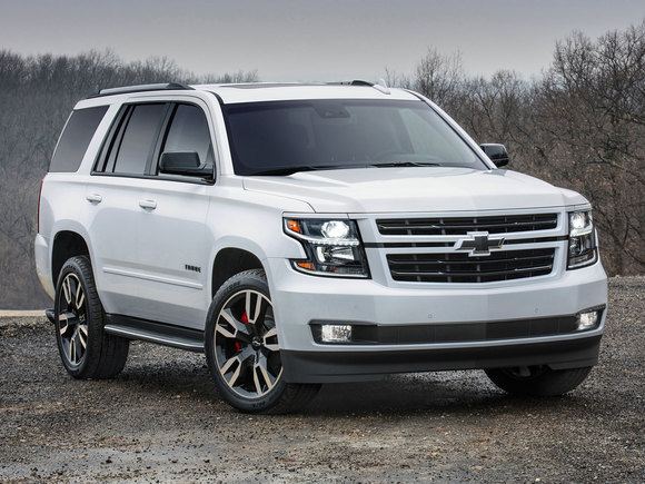 Chevrolet Tahoe RST Special Edition