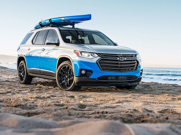 Chevrolet Traverse SUP