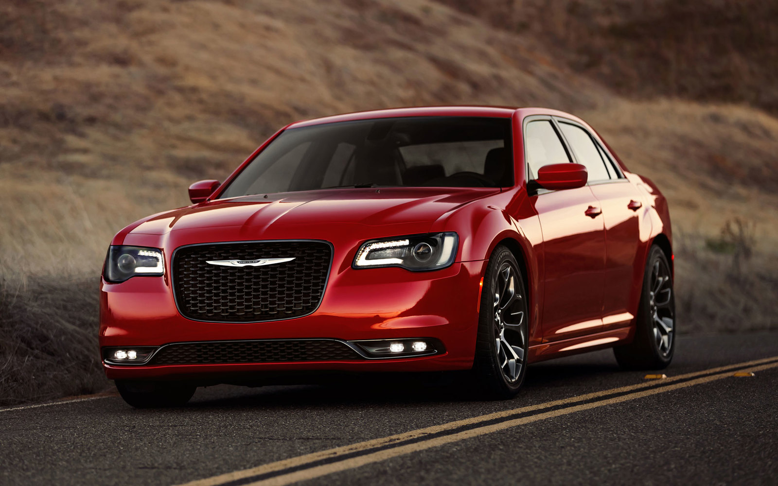 Chrysler 300 Facelift