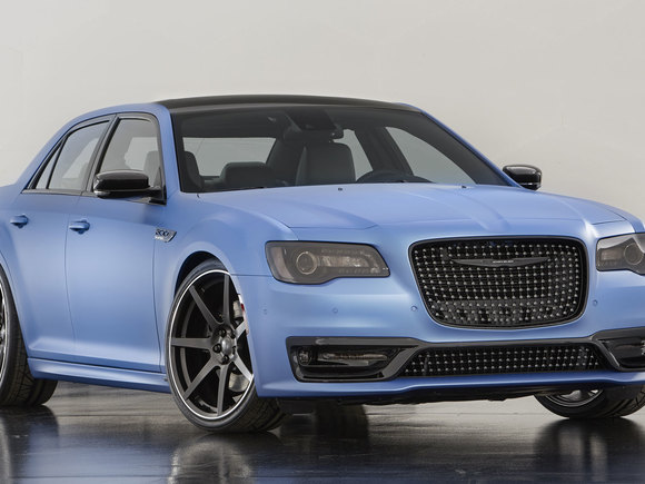 Chrysler 300 Mopar 2015