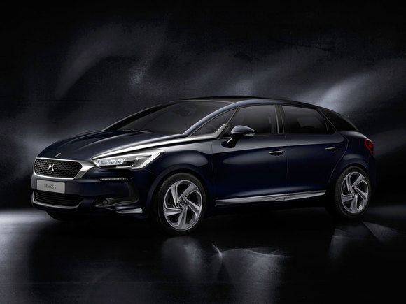 DS5 Facelift