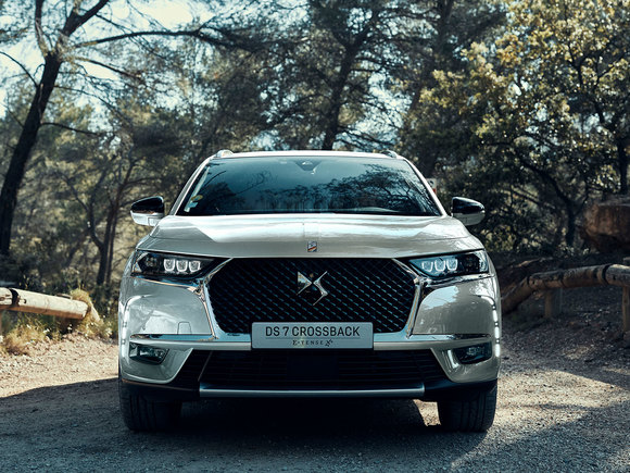 DS7 Crossback PHEV