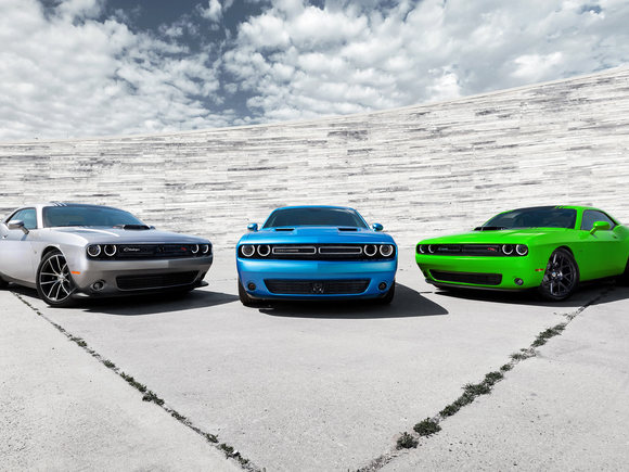 Dodge Challenger Facelift