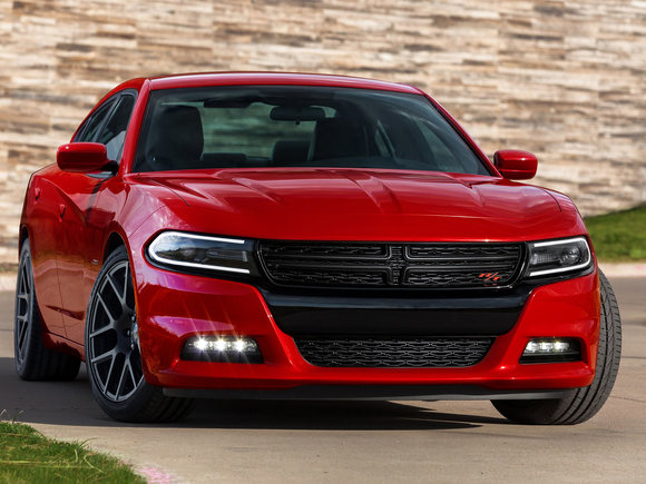 Dodge Charger Facelift