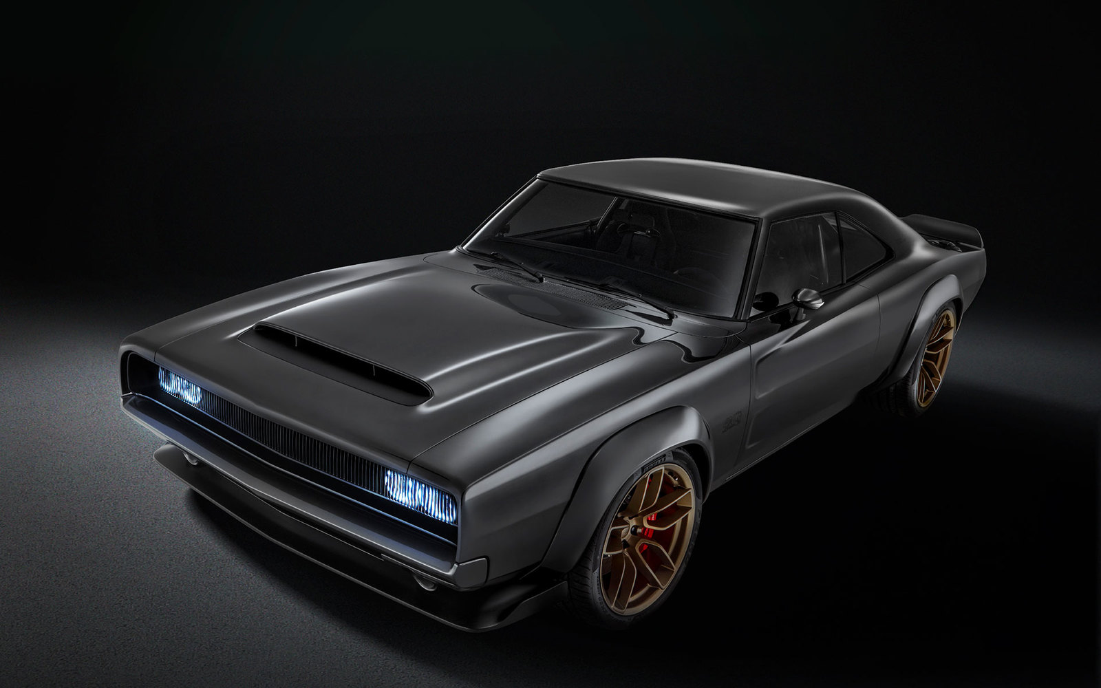 Dodge Super Charger Concept
