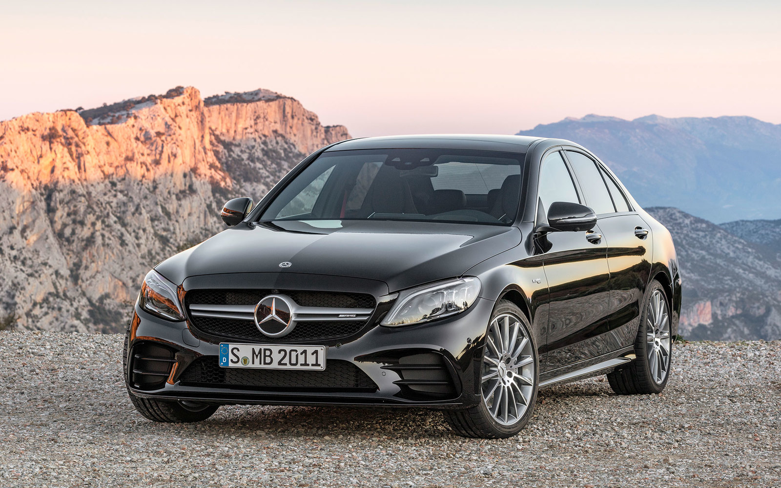 Facelift Mercedes-AMG C43 4Matic