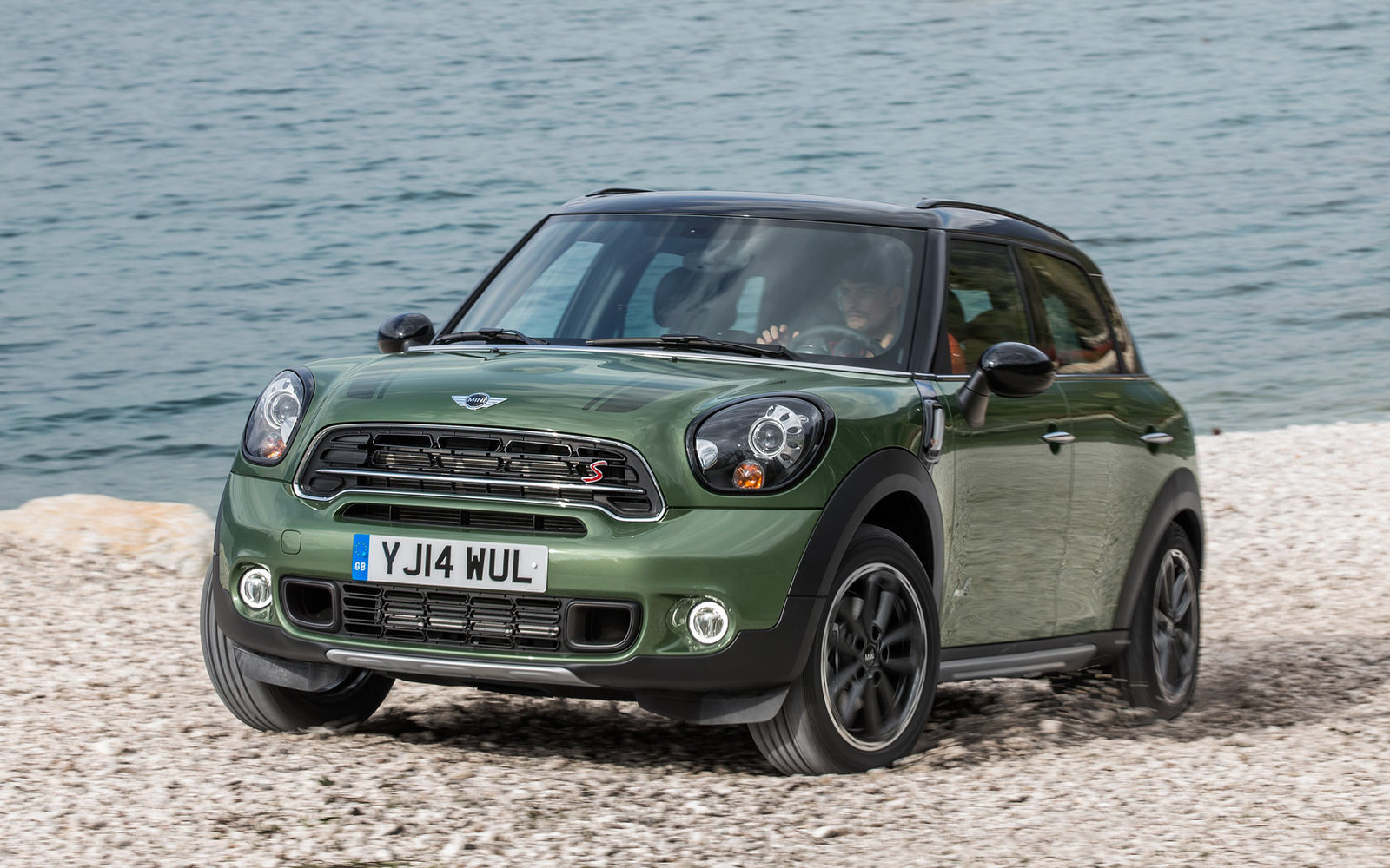 Facelift Mini Countryman