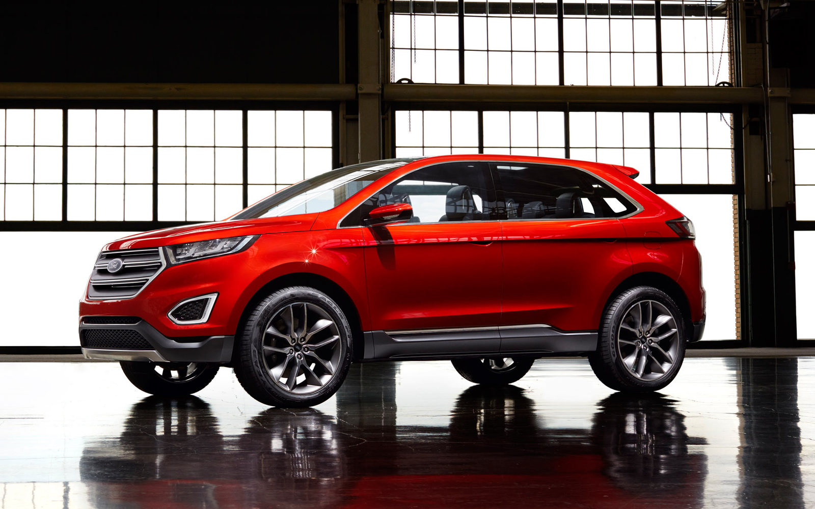 Ford Edge Concept in Genf