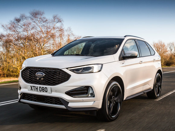 Ford Edge ST Facelift