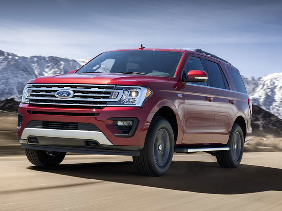 Ford Expedition FX4