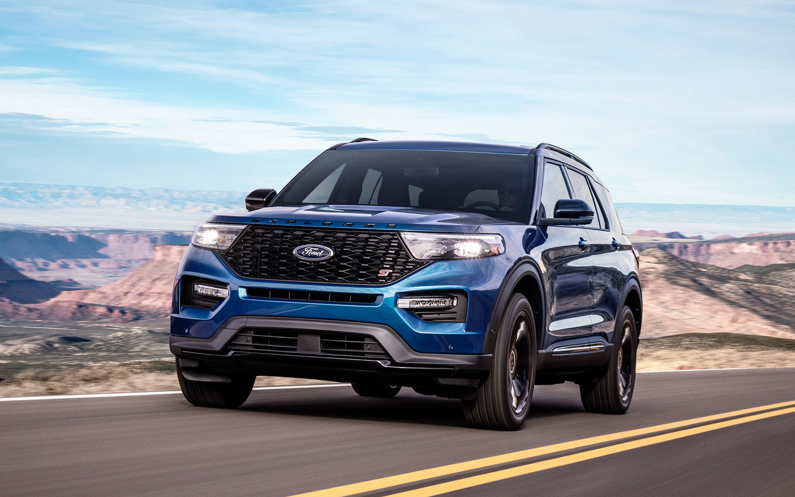 Ford Explorer ST
