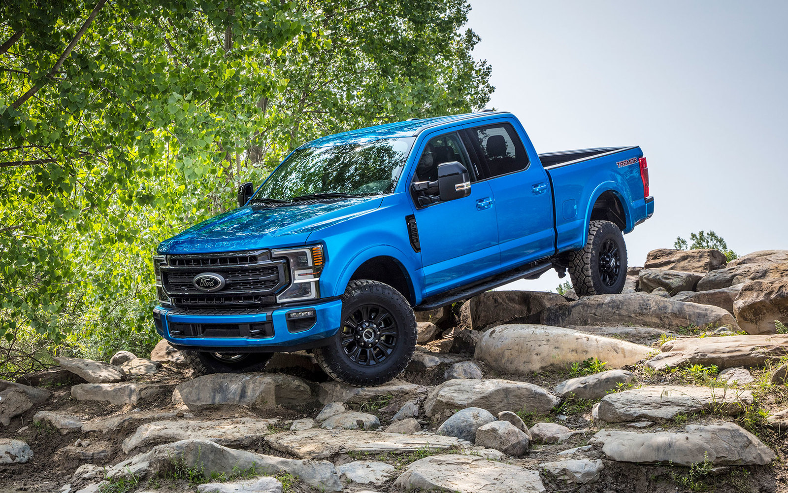 Ford F150 SD Offroad Package