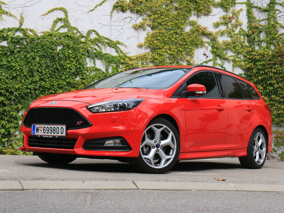 Ford Focus ST Traveller