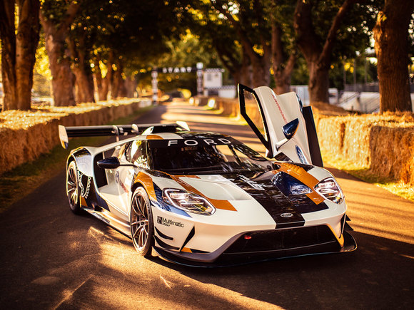 Ford GT Goodwood Edition