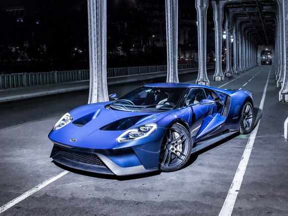 Ford GT Produktion