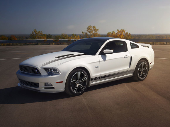 Der Ford Mustang GT