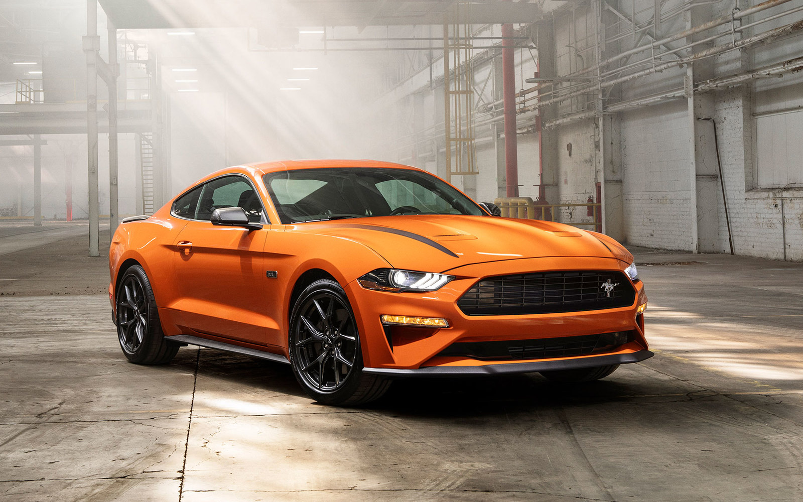 Ford Mustang Performance Pack