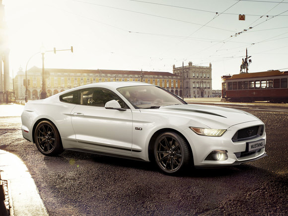 Ford Mustang Sonderedition Europa