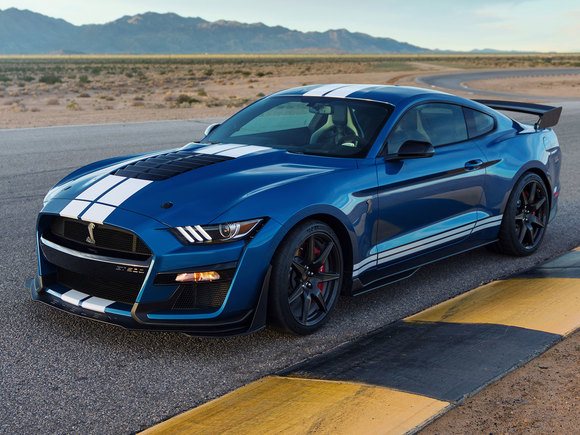 Ford Shelby GT500 Daten 2019